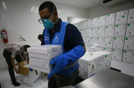 Hondura recibe 99,450 vacunas de Pfizer donadas por los EEUU