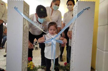 Inauguran Unidad Comunitaria de Rehabilitación Teletón en Santa Bárbara