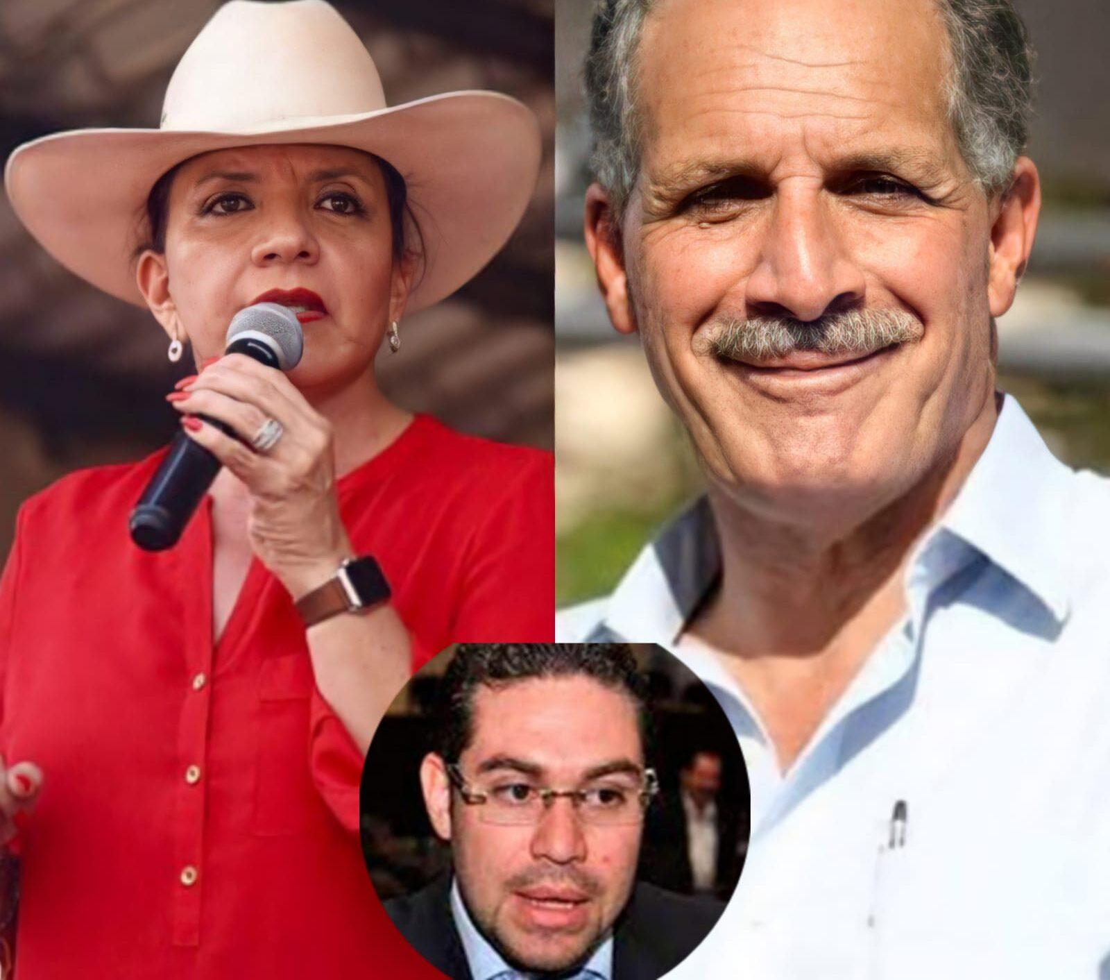 Jorge Cálix asegura que presidencia de Honduras está entre Xiomara Castro y Nasry Asfura