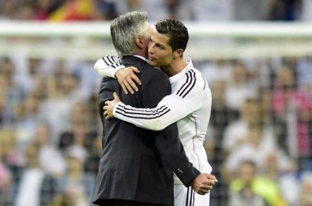 «Nunca me he planteado fichar a Cristiano. Miramos hacia adelante»: Ancelotti