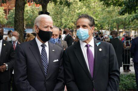 Biden pidió la renuncia del gobernador Andrew Cuomo tras las denuncias de acoso sexual