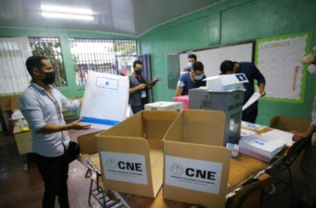 Cronograma electoral estáavanzando; se debe seguir monitoreando el proceso