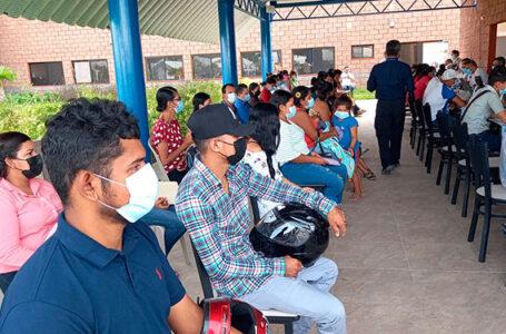 """Por segundo día se desarrolla el """"Empleatón"""" en Choluteca para impulsar empleos"""