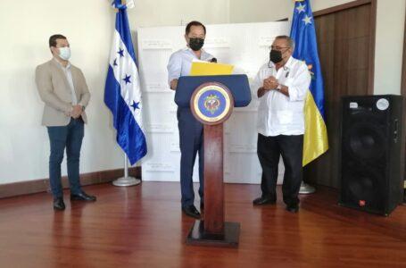 AMDC continúa con las Celebraciones Seculares de Tegucigalpa en torno al Bicentenario