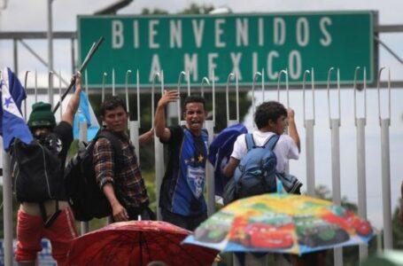 Migrantes hondureños encabezan solicitudes de refugio en México