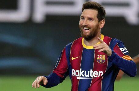 Barcelona confía en anunciar oficialmente a Messi en las próximas horas