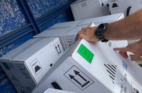 Honduras recibe otras 105,300 dosis de la vacuna Pfizer