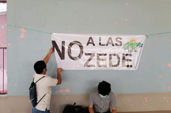 CCIC reitera que las ZEDE son ilegales y una mentira para desviar temas importantes