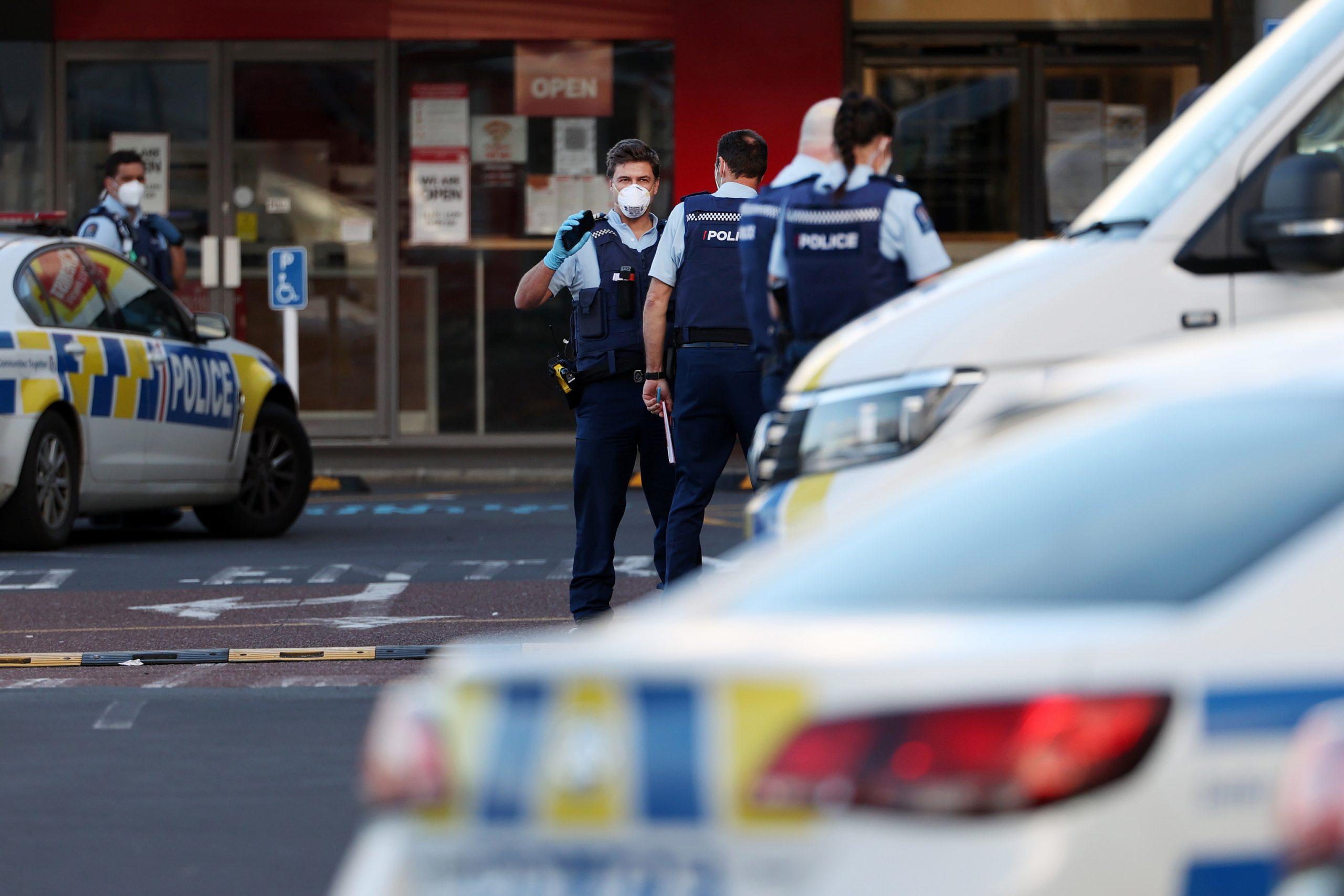 Ataque terrorista en Nueva Zelanda deja seis heridos en un supermercado