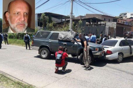 A prisión otro implicado en el crimen del exalcalde Oscar Roberto Acosta