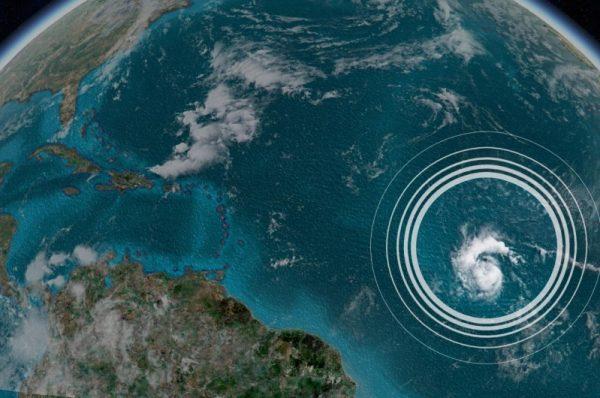 Sam se fortalece en un huracán y continúa intensificándose rápidamente