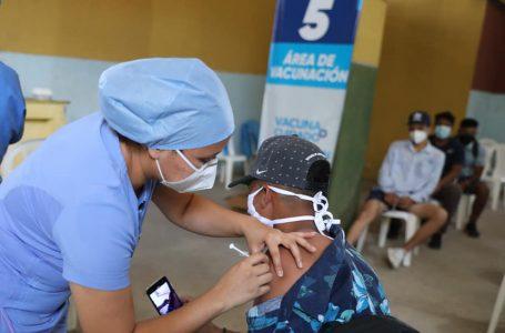 Más del 63% por ciento de capitalinos tiene esquema completo de vacuna anticovid