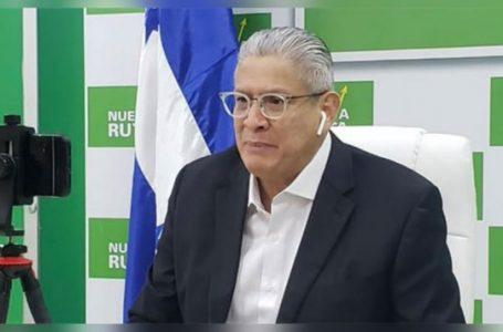Presidenciable Amado López retoma su campaña política tras superar el COVID-19