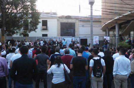 Anuncian jornada de oración para pedir por la paz y tranquilidad de Honduras