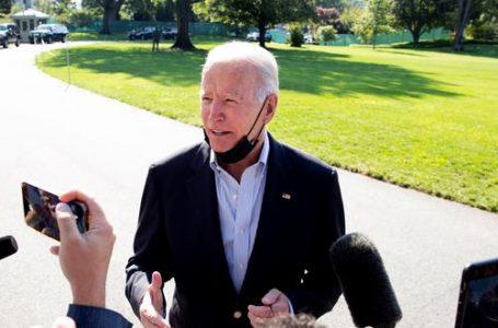 Presidente Joe Biden visita región de Nueva York para medir impacto del huracán Ida