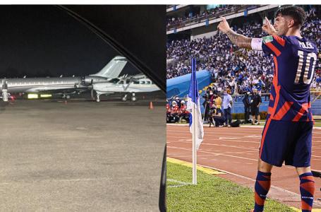 Chelsea envió avión privado para que Christian Pulisic abandonara Honduras