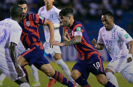 Honduras cayó 4-1 ante Estados Unidos; afición pide renuncia de Coito