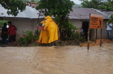 Nueva Ocotepeque en estado de emergencia debido a las lluvias