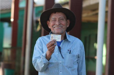 Hondureños deben votar en próximas elecciones solo con el nuevo DNI, reitera el CNE