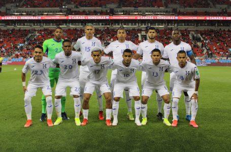 Honduras mantiene su puesto en el Ranking FIFA pese a malos resultados