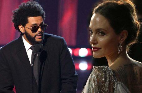 Angelina Jolie y The Weeknd son vistos otra vez juntos y crecen rumores de un romance