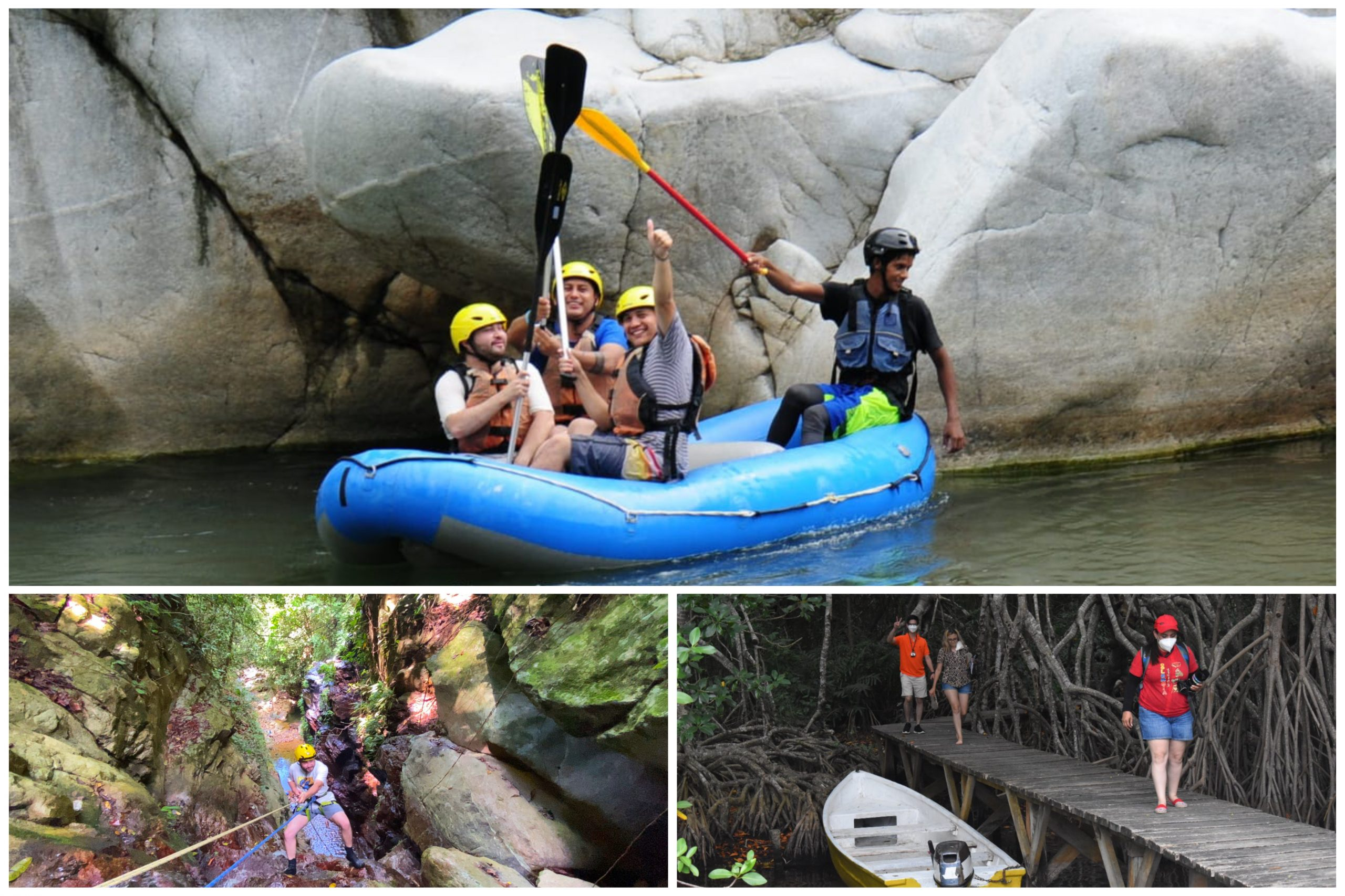 La otra cara de la aventura y diversión en La Ceiba, Atlántida