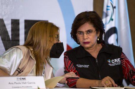Ejecutivo está direccionando las elecciones hacia la obstrucción, según Rixi Moncada
