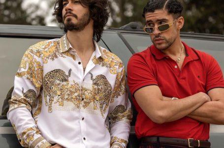 Bad Bunny sorprende en el trailer de la serie Narcos México T3