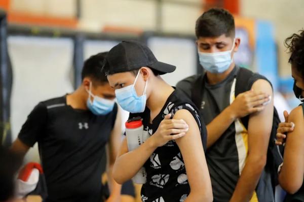 Vacunación anticovid en mayores de 12 años iniciará el 27 de septiembre, anuncia Salud