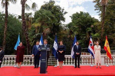 España felicita a Honduras y Centroamérica por su Bicentenario de Independencia