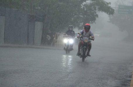 Pronostican lluvias en varias regiones del país