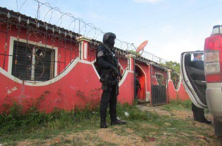 MP lidera operación contra banda criminal en Comayagua