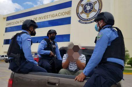 """Capturan a """"Andi"""", uno de los pandilleros más buscados en el país"""