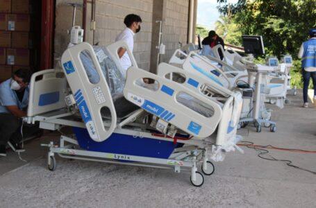 Salud entrega equipo médico a 26 hospitales del país para atención COVID