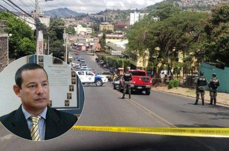Sentencian a 20 años de prisión a ciudadano por el asesinato del abogado Melvin Bonilla