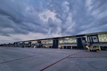 Aeropuerto de Palmerola ya está casi listo para operar con un avance del 95%
