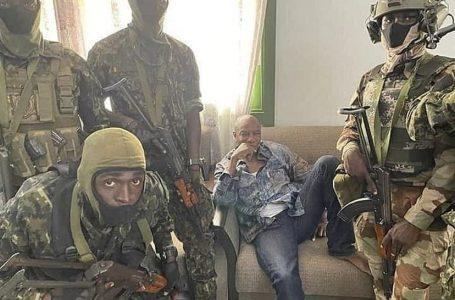 Militares derrocan al presidente de Guinea-Conakri en un golpe de Estado