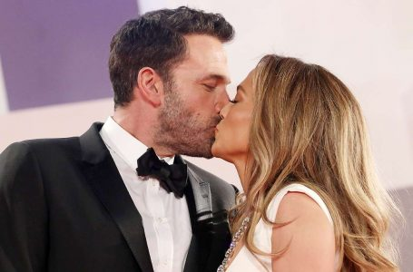 Jennifer Lopez y Ben Affleck arrasan en Venesia