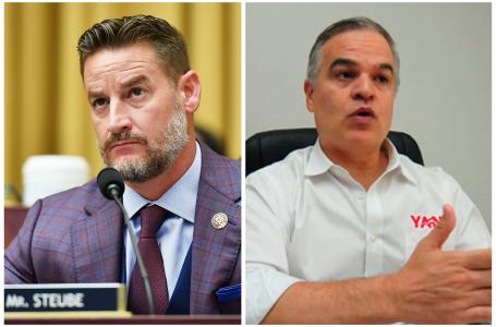 """Congresista de EEUU arremete contra Yani Rosenthal, quien le recuerda que """"ya pagó su error"""""""