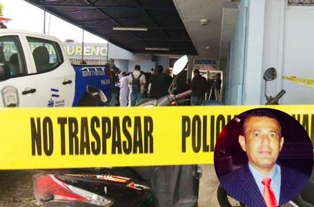 Wilkin Montalván, asesinado en una clínica privada y vinculado al narcotráfico