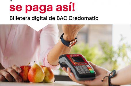BAC Credomatic evoluciona la forma de realizar pagos con su nueva billetera digital