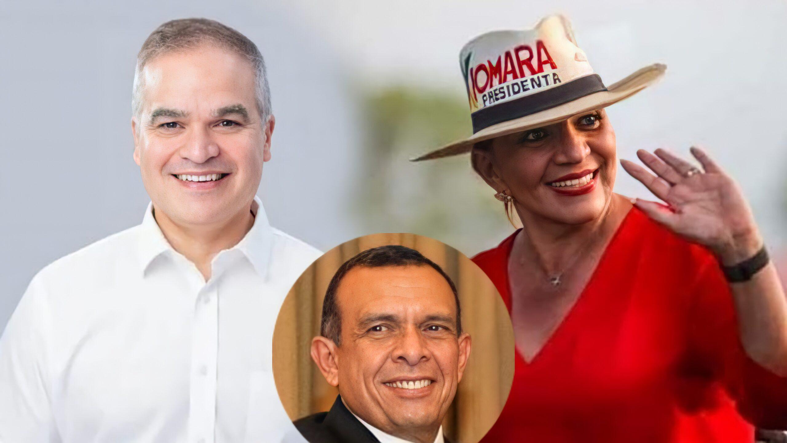 Expresidente Lobo asegura que trabajará para conformar una alianza entre Xiomara y Yani Rosenthal