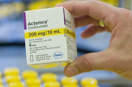 Denuncian venta clandestina y escasez de Tocilizumab para tratar pacientes con COVID-19