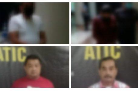 Implicados en Operación ROSmery continuarán en prisión por lavar más de mil millones de lempiras