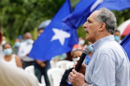 Papi a la orden es lo que le conviene a Honduras; afirma aspirante a diputado