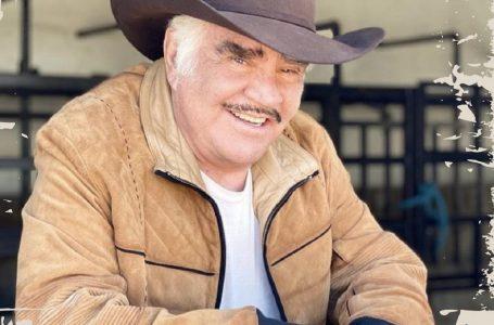Vicente Fernández cumple un mes en el hospital; este es el reporte médico