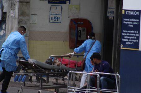 Entre 50 y 55 personas siguen falleciendo por COVID a diario en Honduras