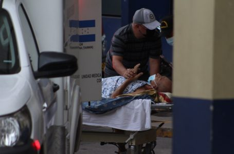 Notable disminución de ingresos complicados por COVID en hospitales hondureños