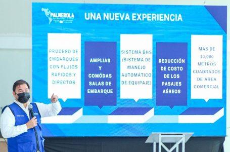 Palmerola será pilar clave en el impulso del turismo en Honduras