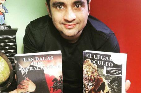 Eduardo Dubón, escritor que destaca la cultura e historia hondureña en sus obras